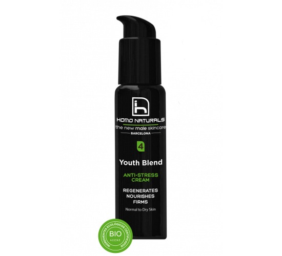 Youth Blend Crema Anti-Stress creama para piel normal/seca