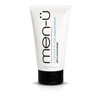 men-ü D-TOX 'Deep Clean' Caly Mask - Mascarilla con efecto detox