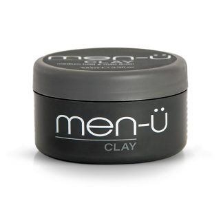 Men-ü Clay - Cera mate para el pelo con fijación media
