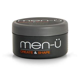 men-ü Create & Shape - Cera con microfibras para el peinado