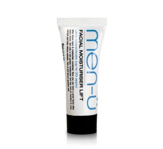 men-ü Facial Moisturizer Lift Buddy Tube - 2 en 1: Bálsamo después del Afeitado y Hidratante facial ultraconcentrado, tamaño 15ml