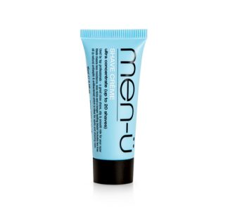 men-ü Shave Crème Buddy Tube - Crema de Afeitado Ultraconcentrada, 15ml